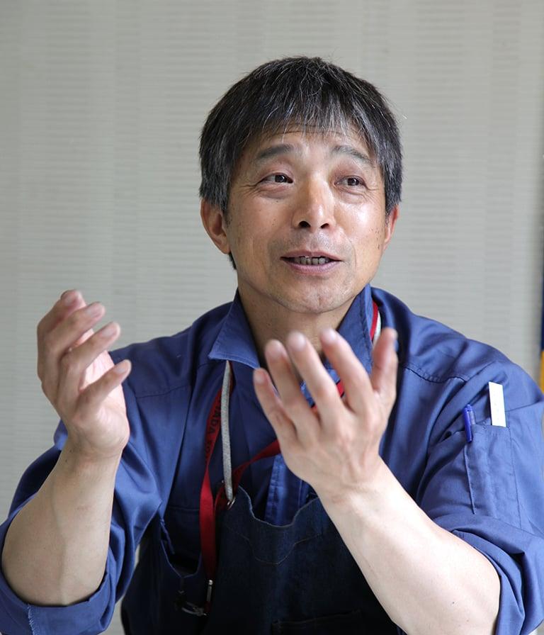 (株)オオノ工業 代表取締役社長 大野 義仁